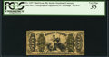 Fractional Currency:Third Issue, Fr. 1357 50¢ Third Issue Justice PCGS Very Fine 35.. ...