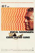 "Movie Posters:Drama, Cool Hand Luke (Warner Brothers, 1967). One Sheet (27"" X 41"").. ..."