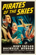 """Movie Posters:Drama, Pirates of the Skies (Universal, 1938). One Sheet (27"""" X 41"""").. ..."""