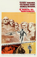 """Movie Posters:Hitchcock, North by Northwest (MGM, R-1966). One Sheet (27"""" X..."""
