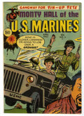Golden Age (1938-1955):War, Monty Hall of the U. S. Marines #5 Mile High pedigree (Toby Publishing, 1952) Condition: VF-....