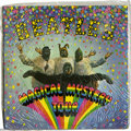 "Music Memorabilia:Recordings, Beatles ""Magical Mystery Tour"" EP (1967). A sealed second pressing of the double EP, issued before the movie was released in... (1 )"