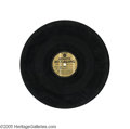"Music Memorabilia:Recordings, Elvis ""Tell Me Why"" Acetate. Ten-inch acetate recording of analternate mix of ""Tell Me Why."" This acetate came from a noted..."