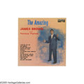 """Music Memorabilia:Recordings, """"The Amazing James Brown and the Famous Flames"""" LP King 743 HighFidelity (1961). His fourth album with King Records. The co... (1 )"""