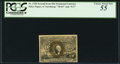 Fractional Currency:Second Issue, Fr. 1320 50¢ Second Issue PCGS Choice About New 55.. ...