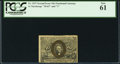 Fractional Currency:Second Issue, Fr. 1247 10¢ Second Issue PCGS New 61.. ...