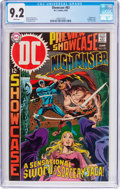 Silver Age (1956-1969):Adventure, Showcase #83 Nightmaster (DC, 1969) CGC NM- 9.2 White pages....