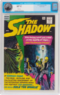 Silver Age (1956-1969):Superhero, The Shadow #1 Pacific Coast Pedigree (Archie, 1964) CGC NM+ 9.6 White pages....