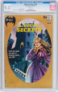 Bronze Age (1970-1979):Horror, House of Secrets #89 (DC, 1971) CGC NM- 9.2 White pages....