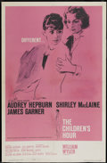 "Movie Posters:Drama, The Children's Hour (United Artists, 1962). One Sheet (27"" X 41""). Drama...."