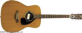 Musical Instruments:Acoustic Guitars, Lightnin' Hopkins Played Guitar. Featured is a Yamaha six-string acoustic guitar with an electric pick-up that was owned and...