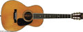 Musical Instruments:Acoustic Guitars, Martin Acoustic Guitar 42D Serial # 80650 (1942)....