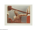 Memorabilia:Miscellaneous, Four Frank Sinatra Photographs of Ali vs. Frazier. In 1971, Lifemagazine commissioned Frank Sinatra to photograph the n...