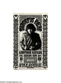 Music Memorabilia:Posters, Grateful Dead - Concert Poster, Fillmore Auditorium (Bill GrahamPresents, 1966). One of the posters, from the Bill Graham s...