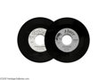 """Music Memorabilia:Recordings, Early Stereo 45 Group (1959-63). Varied mix of hits with one threadcommon; all are in stereo. Included are Paul Anka's """"I L... (7Items)"""