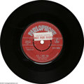 """Music Memorabilia:Recordings, The Beatles """"Love Me Do""""/""""P. S. I Love You"""" 45 Promo Red LabelParlophone 4949 (U.K - 1962.). We know you want everything ou... (1)"""
