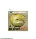 Music Memorabilia:Recordings, The Beatles and others - Italy Only 45 Four-Pack Apple DPR 108(1968). Ultra rare package featuring four early singles on A... (5)