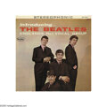 Music Memorabilia:Recordings, The Beatles - Introducing the Beatles Ad Back LP Stereo Vee-Jay1062 (1963). You've seen the many counterfeits of this relea... (1)