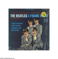 "Music Memorabilia:Recordings, The Beatles - ""The Beatles and Frank Ifield On Stage"" PortraitCover LP Vee-Jay 1085 Stereo (1964) The rarest of all the Vee... (1)"