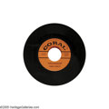 """Music Memorabilia:Recordings, Johnny Burnette """"Eager Beaver Baby"""" 45 Coral 61829 (1957). Here'sanother brilliant copy from a pioneering Rock band, The Jo... (1 )"""