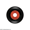 """Music Memorabilia:Recordings, Cher as Bonnie Jo Mason """"Ringo, I Love You"""" 45 Annette 1000 (1964).Lots going on with this rare record, the first for the l... (1 )"""