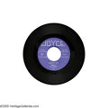 "Music Memorabilia:Recordings, The Crests ""Sweetest One"" 45 Joyce 103 (1957). The highly successful doo-wop group's first release, this is also the rarer v... (1 )"