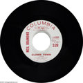 """Music Memorabilia:Recordings, Neil Diamond """"Clown Town"""" 45 Columbia 42809 Promo (1963). Threeyears before """"Solitary Man"""", Neil released this, his first. ... (1)"""