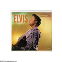 Elvis Presley/Jaye P. Morgan - Promo Double EP 45 Sampler RCA EPA-992/993 (1956) One of the rarest Elvis promotional ite...