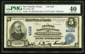 National Bank Notes:Texas, San Antonio, TX - $5 1902 Plain Back Fr. 601 The Alamo NB Ch. # 4525. ...