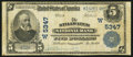 National Bank Notes:Oklahoma, Stillwater, OK - $5 1902 Plain Back Fr. 607 The Stillwater NB Ch. # (W)5347. ...