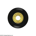 """Music Memorabilia:Recordings, Elvis Presley - """"That's All Right/Blue Moon of Kentucky"""" 45 Sun 209(1954) An incredibly rare and important record. Many con... (1 )"""