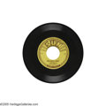 "Music Memorabilia:Recordings, Elvis Presley - ""Good Rockin' Tonight/I Don't Care if the Sun Don'tShine"" 45 Sun 210 (1954) The second Elvis single, and an... (1 )"