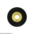 """Music Memorabilia:Recordings, Elvis Presley - """"Mystery Train/I Forgot to Remember to Forget"""" 45Sun 223 (1955) Elvis's swan song for Sun. Beautiful copy, ... (1 )"""