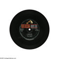 """Music Memorabilia:Recordings, Elvis Presley """"Surrender"""" - Two Copies Compact Single 33 RCA 7850(1961). The Compact Singles offer another collectible medi... (2Items)"""