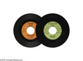 """Music Memorabilia:Recordings, Paul Revere and Royal Teens (1963 and 1957). Two rare records onlabels you might not associate with each group. """"Louie, Lou... (2Items)"""