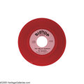 """Music Memorabilia:Recordings, Del Shannon """"Two Kind of Teardrops"""" Red Vinyl 45 Big Top 3143(1963). What a goody this one is! Not one of Del's biggest hit...(1 )"""
