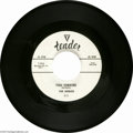 """Music Memorabilia:Recordings, The Shields and The Charts Group (1957-58). This group includes the Shields' """"You Cheated"""" (Tender 513) in NM 8, and the Cha... (2 Items)"""