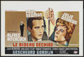 """Movie Posters:Hitchcock, Torn Curtain (Universal, 1966). Belgian (14"""" X 22""""). Hitchcock...."""