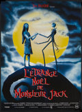 """Movie Posters:Fantasy, The Nightmare Before Christmas (Touchstone, 1993). French Poster (15.75"""" X 21.5""""). Fantasy...."""