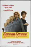 "Movie Posters:Drama, Second Chance (United Artists, 1977). One Sheet (27"" X 41""). Drama...."