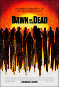 """Movie Posters:Horror, Dawn of the Dead & Other Lot (Universal, 2004). One Sheets (2) (27"""" X 4"""") DS Advance. Horror.. ... (Total: 2 Items)"""