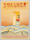 """Movie Posters:Science Fiction, Stalker (Gaumont, 1981). French Grande (47"""" X 63""""). ScienceFiction.. ..."""