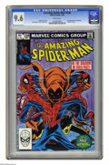 Modern Age (1980-Present):Superhero, The Amazing Spider-Man #238 (Marvel, 1983) CGC NM+ 9.6 White pages.First appearance of the Hobgoblin. Cover and art by John... (1 )