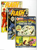 Bronze Age (1970-1979):Miscellaneous, DC Bronze Group (DC, 1971-74). Twelve-issue group lot includesDC-Special #13 (Strangest Sports Stories Ever Told; VG/FN... (12Comic Books)