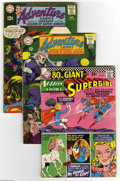Silver Age (1956-1969):Miscellaneous, DC Silver Age Group (DC, 1957-70) Condition: Average GD-. Thisgroup consists of 33 comics: #Action Comics #347, Adven... (33Comic Books)