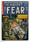 Golden Age (1938-1955):Horror, Haunt of Fear #16 (EC, 1952) Condition: VG+. Ray Bradburyadaptation. Graham Ingels cover. Ingels, Jack Davis, GeorgeEvans,...
