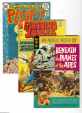 Bronze Age (1970-1979):Miscellaneous, Miscellaneous Bronze Age Group (Various, 1970-73). Ten-issue grouplot includes Beneath the Planet of the Apes (with pos... (10 ComicBooks)