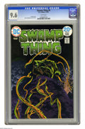 Bronze Age (1970-1979):Horror, Swamp Thing #8 (DC, 1974) CGC NM+ 9.6 White pages. Bernie Wrightsoncover and art. Overstreet 2005 NM- 9.2 value = $35. CGC ... (1 )