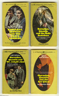 Books:Vintage Paperbacks, Dark Shadows Books Group (Paperback Library, 1966-71) Condition:Average VG. This large, 30-volume group lot of paperbacks b... (30Items)