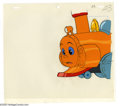 Original Comic Art:Miscellaneous, Little Golden Bookland Production Cel, Animation Drawing andBackground Original Art, Group of 150 (DIC Entertainment/Western... (150 items)